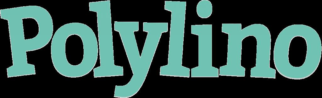 Polylino-Logo grün